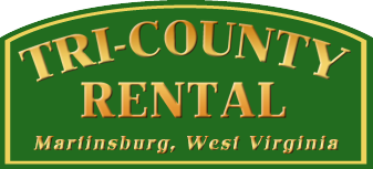 Home of Tri-County Rental