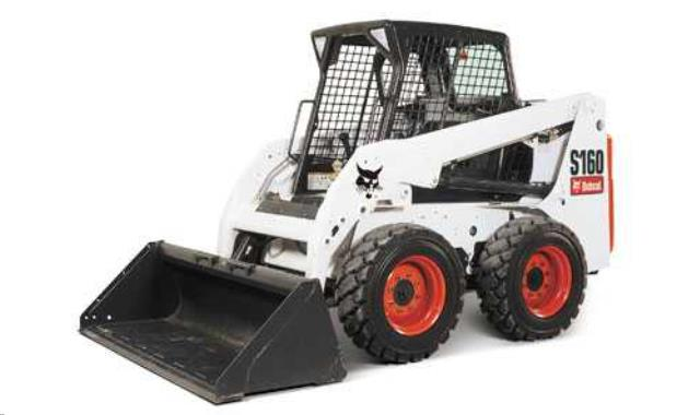 Where to find LOADER, BOBCAT-S160  1 in Martinsburg