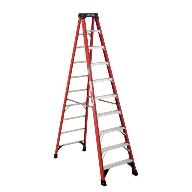 Ladder 16 Foot Step 42x104 Fiberglas Rentals Martinsburg