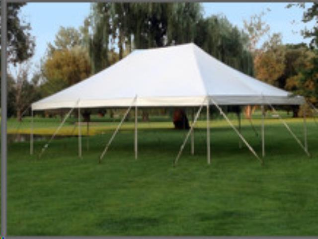 Tent 20x30 White Rentals Martinsburg Wv Where To Rent