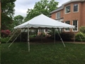 Rental store for TENT, 15X15 WHITE in Martinsburg WV